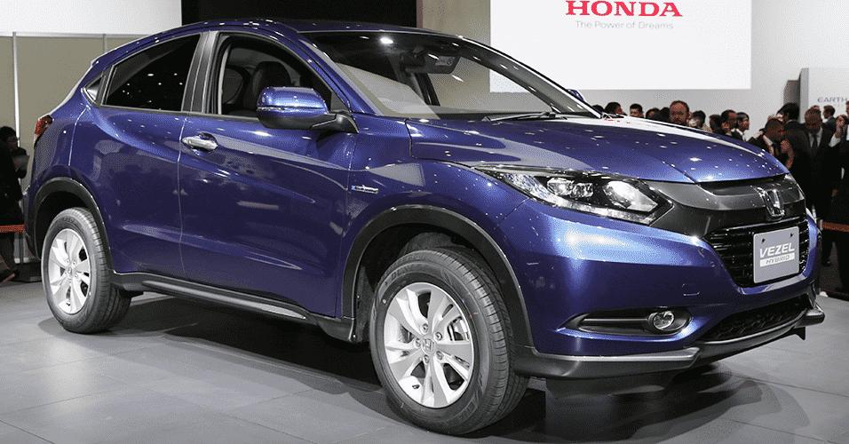 Honda Vezel - EFE/Kimimasa Mayama