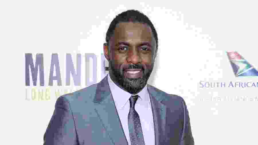 Idris Elba - Getty Images