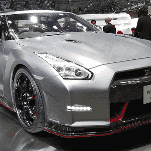 Nissan GT-R Nismo Salão de Tóquio - Newspress