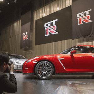 Nissan GT-R Salão de Tóquio - EFE/Christopher Jue