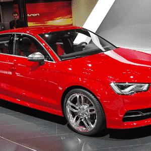 Audi S3 - Newspress