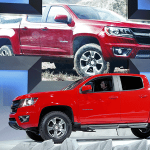 Chevrolet Colorado 2015 - Mike Blake/Reuters