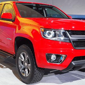 Chevrolet Colorado 2015 - Newspress