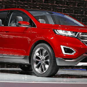 Ford Edge Concept - Mike Blake/Reuters