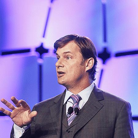 Jim Farley, de 58 anos, chegou a Ford em 2007 como diretor mundial de vendas - Lucy Nicholson/Reuters