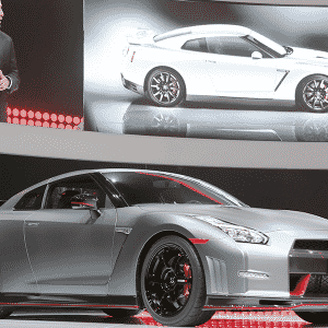 Nissan GT-R Nismo - Lucy Nicholson/Reuters