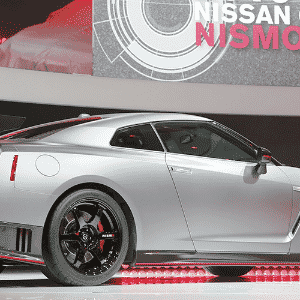 Nissan GT-R Nismo Salão de Tóquio - Reuters/Lucy Nicholson