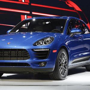 Porsche Macan S - Newspress