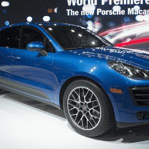 Porsche Macan S - Xinhua/Yang Lei