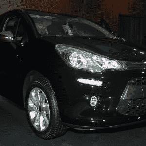 Citroën C3 Xbox One Edition - Murilo Góes/UOL