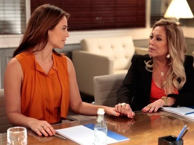 """Em """"Amor à Vida"""", Paloma é escolhida como nova presidente do San Magno"""