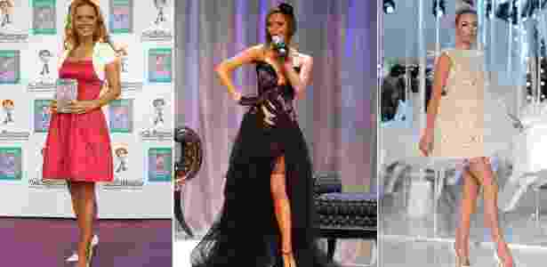 Geri Halliwell, Victoria Beckham e Kate Moss estão entre as famosas adeptas do autobronzeamento - Getty Images