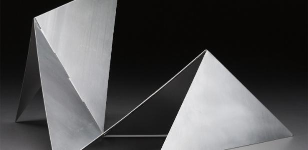 """Obra """"Bicho invertebrado"""" (1960), de Lygia Clark - Reprodução"""