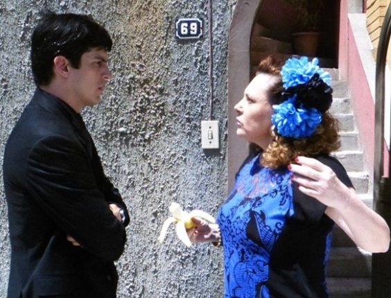 """Em """"Amor à Vida"""", Félix pede abrigo a Márcia"""
