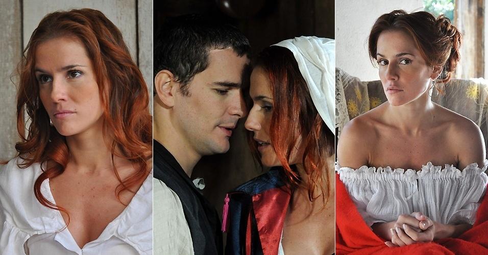 """Deborah Secco é uma das protagonistas de """"Decamerão - A Comédia do Sexo"""". O especial foi exibido no início de 2009 Divulgação/TV Globo"""