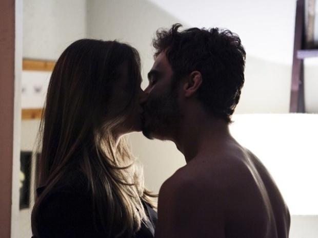 """Em """"Além do Horizonte"""", Lili se declara para William"""