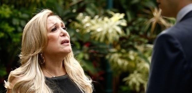"""Em """"Amor à Vida"""", Pilar confessa que causou acidente de Mariah e mãe de Aline"""