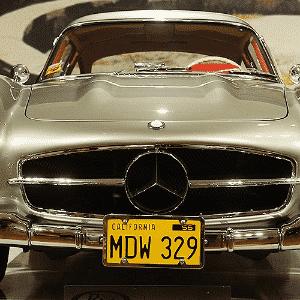 Mercedes-Benz AMG Vision Gran Turismo - AFP Photo/Emmanuel Dunand