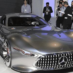 Mercedes-Benz AMG Vision Gran Turismo - Newspress