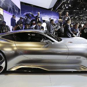 Mercedes-Benz AMG Vision Gran Turismo - Reuters/Mike Blake