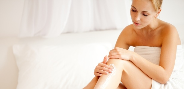 Pesquisa britânica afirma que as mulheres preferem seus hidratantes corporais a sexo - Shutterstock/AFP