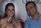 Maria Melilo diz que distância causou término de namoro com Serginho Moraes