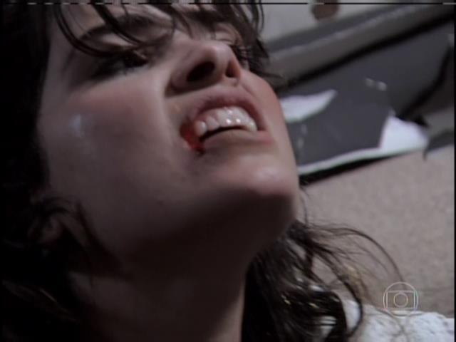 Aline diz não ter medo de Paloma