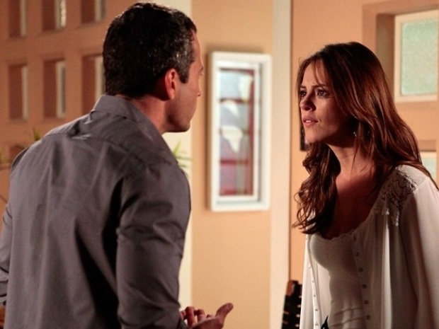 """Em """"Amor à Vida"""", Paloma diz que quer se separar de Bruno"""