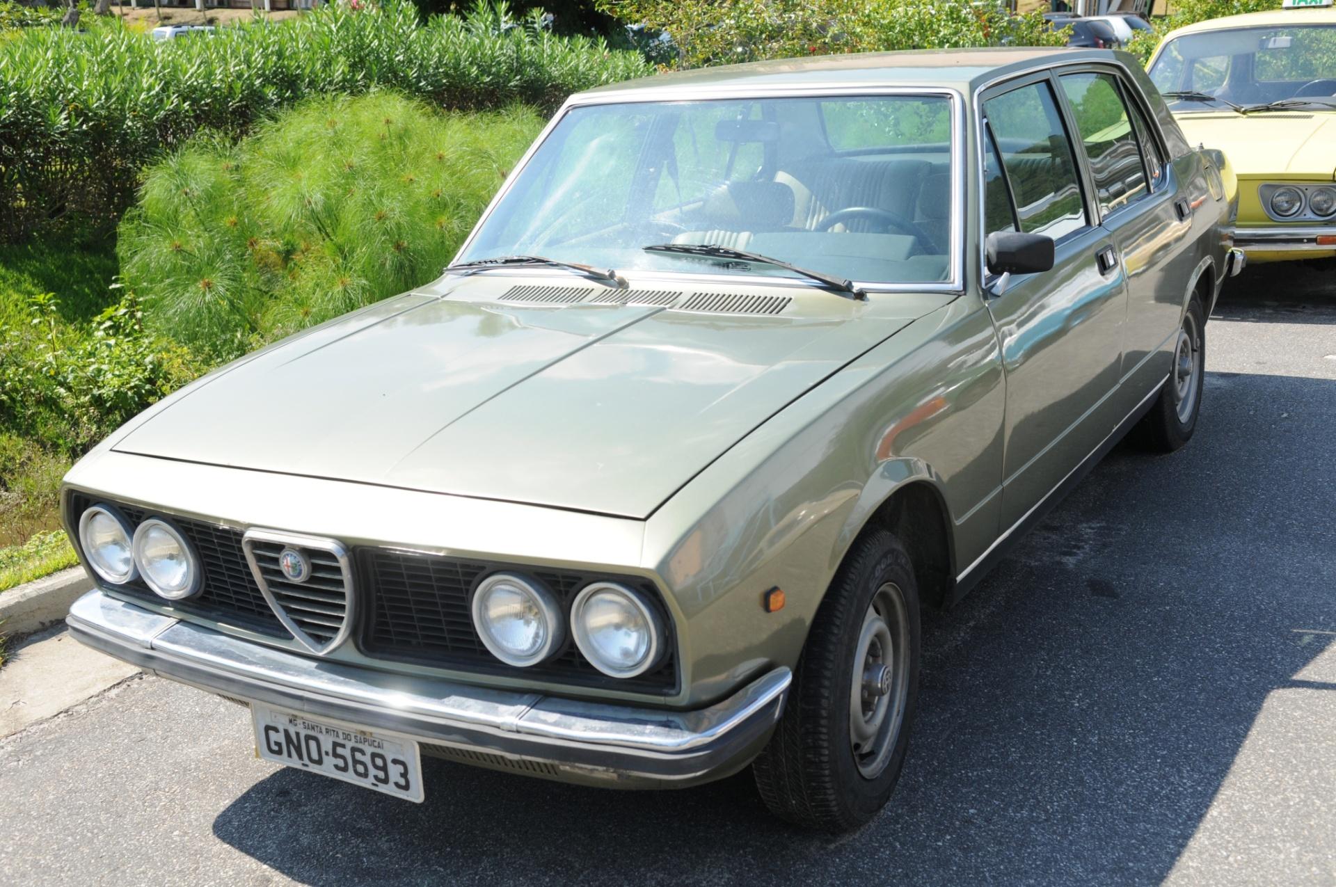 Alfa Romeo 2300 B