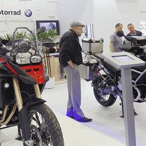 BMW Brazil Motorcycle Show - Carlos Bazela/Infomoto