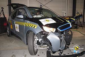 Ford EcoSport no Euro NCAP