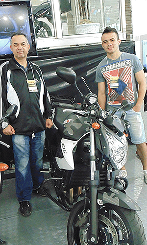 Brazil Motorcycle Show