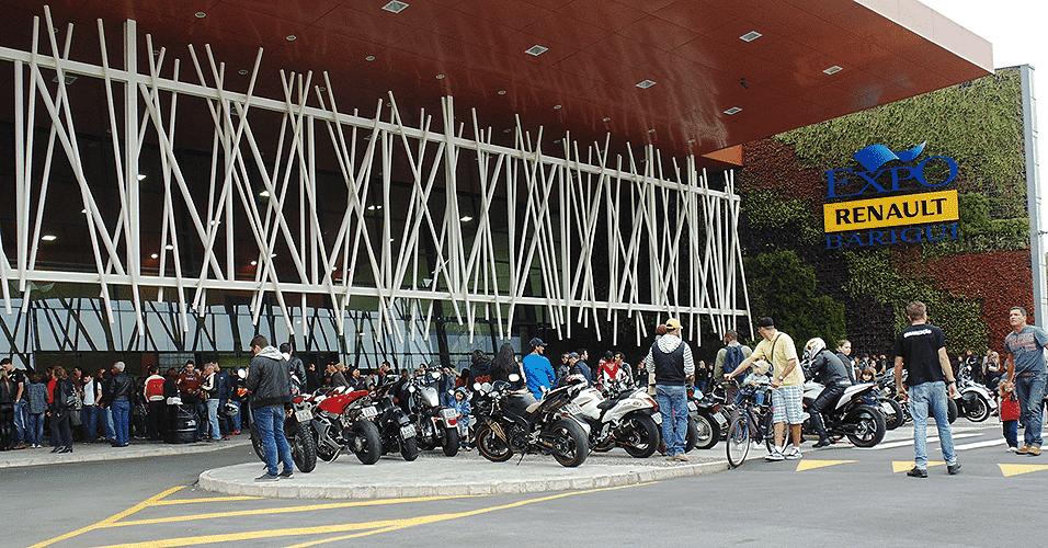 Brazil Motorcycle Show - Carlos Bazela/Infomoto
