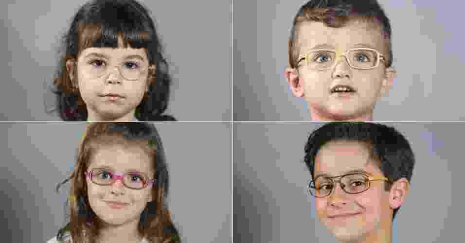 Fotos  Saiba como escolher o modelo certo de óculos para a criança ... e73a91d49e