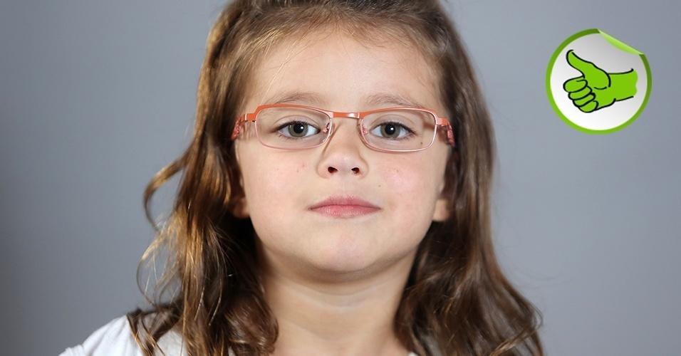 fd607dee676a2 Saiba como escolher o modelo certo de óculos para a criança - BOL ...