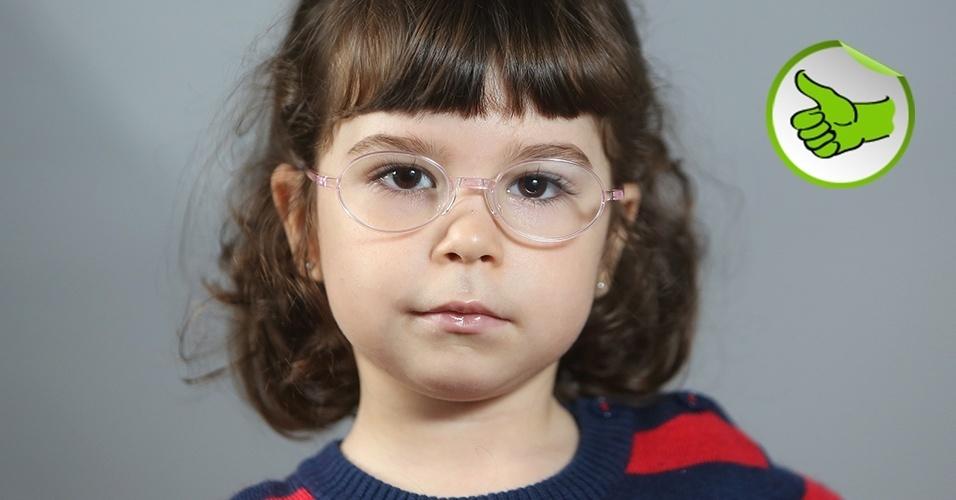 Saiba como escolher o modelo certo de óculos para a criança - BOL ... 3b438464cb