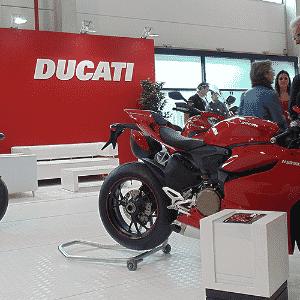 Ducati Brazil Motorcycle Show - Carlos Bazela/Infomoto
