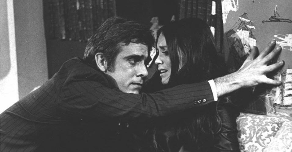 """1972 -  Francisco Cuoco deu vida a Cristiano Vilhena em """"Selva de Pedra"""""""