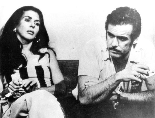 """1975 -  Francisco Cuoco estrelou a novela """"Pecado Capital"""". Na trama ele viveu Carlão"""