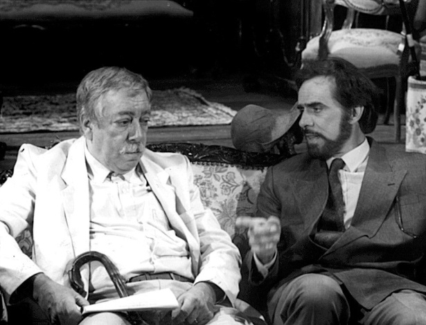 "1987 - Francisco Cuoco estrelou a novela ""O Outro"""