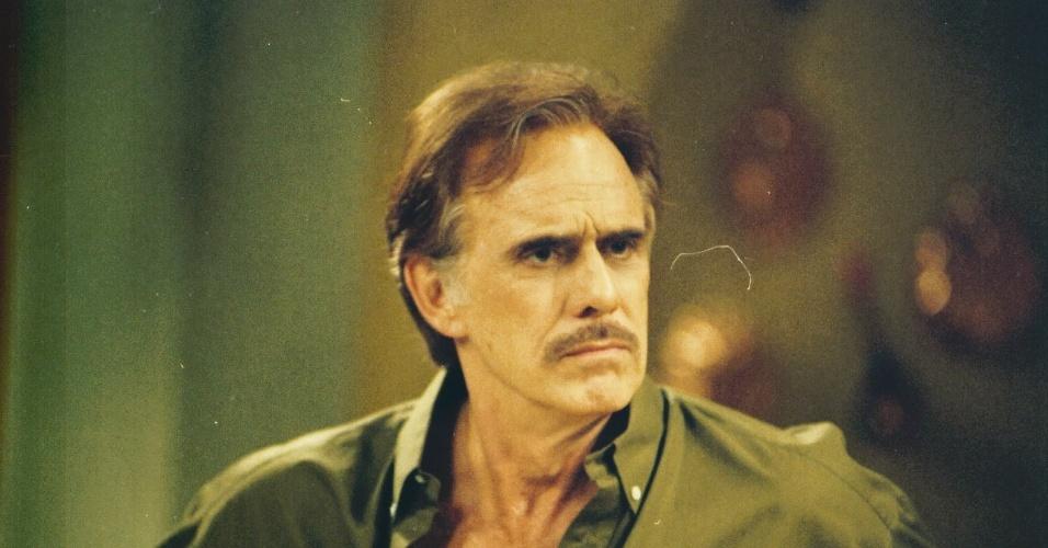 """1996 - Francisco Cuoco interpretou Nelson Maldonado em """"Quem É Você?"""""""