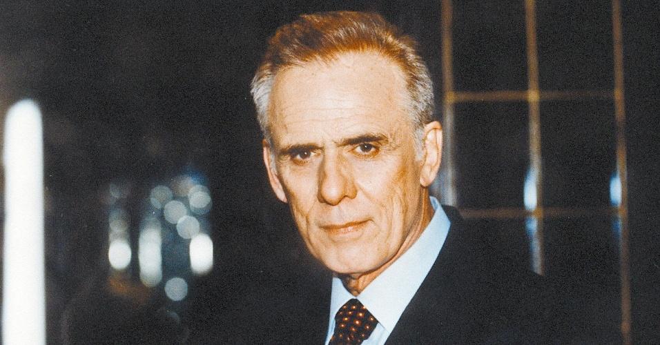 "1998 - Francisco Cuoco viveu Salviano Lisboa no remake de ""Pecado Capital"""