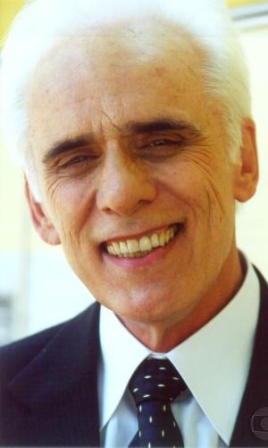 """2001 -  Francisco Cuoco viveu Fausto Cavalcante em """"As Filhas da Mãe"""""""