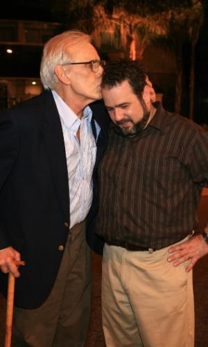 """2004 - Francisco Cuoco viveu Edgar no episódio """"O colar, o cacharro e o DVD"""" do """"Casos e Acasos"""""""