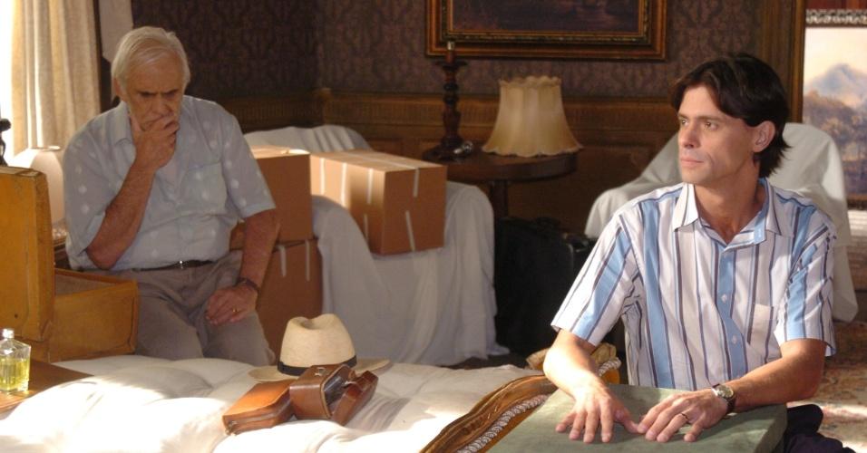 "2007 - Francisco Cuoco viveu Augusto na minissérie ""Amazônia"""
