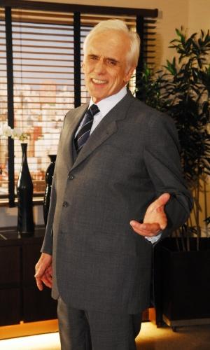 """2008 - Francisco Cuoco viveu Evandro em """"Negócio da China"""""""