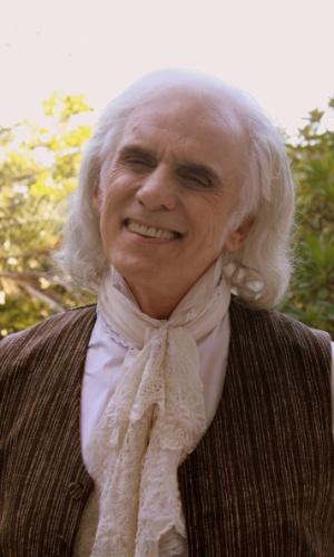 "2009 - Francisco Cuoco deu vida a Germain no especial ""A Princesa e o Vagabundo"""