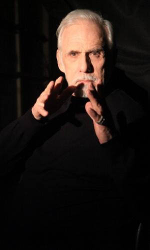 """2012 - Francisco Cuoco viveu Ferragus no remake da novela """"O Astro"""""""