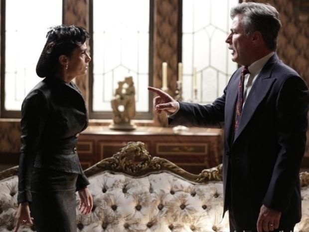 """Em """"Lado a Lado"""", Décio defende a pai das agressões de Valter"""