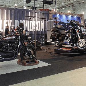 Harley-Davidson no Brazil Motorcycle Show - Carlos Bazela/Infomoto